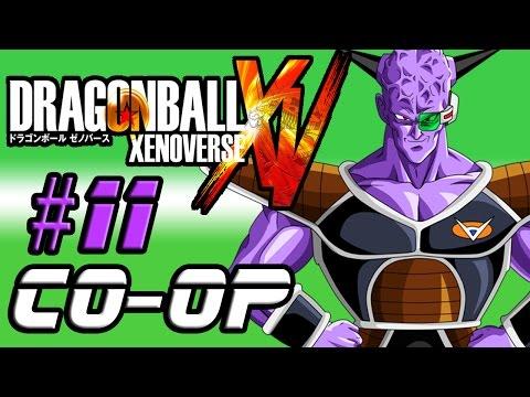 Dragon Ball Xenoverse - Missões Co-Op #11 - Sinta o Meu Canhão Leitoso!