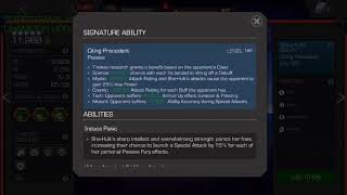Mcoc - (Beta) She-Hulk vs Uncollected aspect of war Hyperion and more
