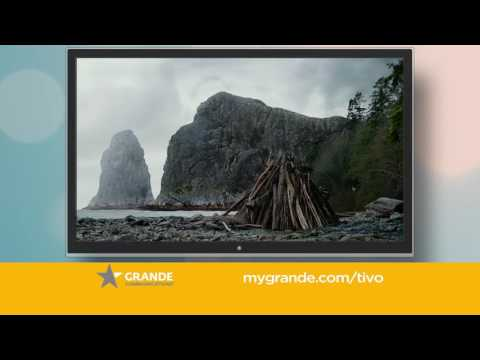 Grande Communications - Welcome To TiVo - Tutorial