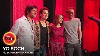 BTS, Ali Zafar & Natasha Khan, Yo Soch, Coke Studio Season 10, Episode 6.  #CokeStudio10