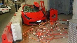 BEST CAR FAILS AND CRASHES 2015