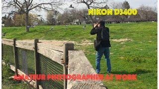 "Testing Nikon D3400 ""Fast Action Photos"""