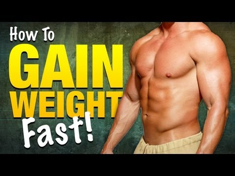 How to Gain Weight Fast: A Proven Method To Bulk Up Quickly