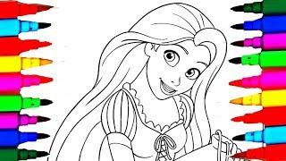 Disney For Girls Rapunzel Ballet Princes