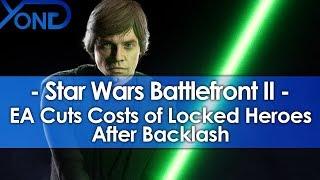 EA Cuts Costs of Battlefront 2