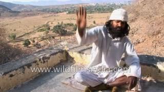 Pujari tells us story of Agastya Muni Mandir in Pushkar