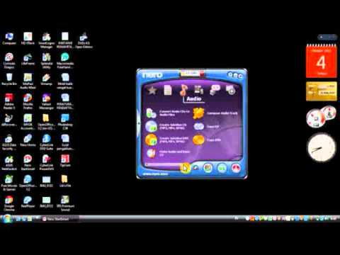 Convert Audio CD To MP3  Using Nero Movie.wmv