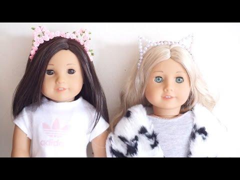 DIY American Girl Doll Cat Ears