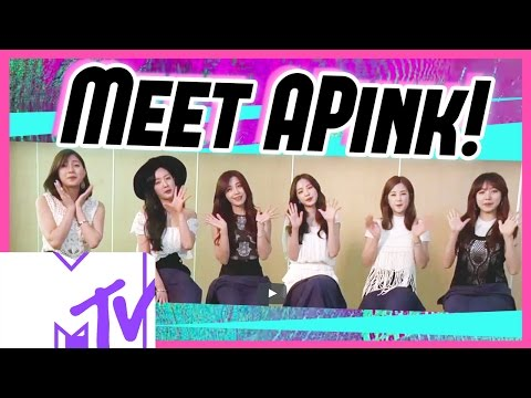 We Get Close to K-Pop Girl Group, APink! | MTV Asia