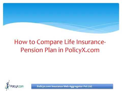 How to get best pension plan?