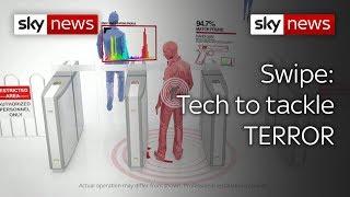 Swipe: Tech to tackle terror