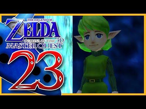 Zelda: Ocarina Of Time 3D Master Quest - Part 23 | The Forest Sage