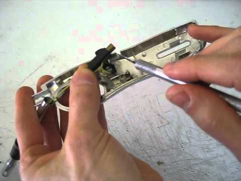 How to get Piezoelectric Crystal from BBQ Igniter/Sparker