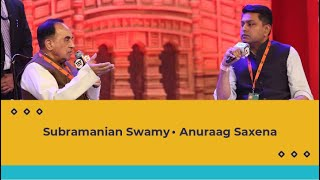 The Meaning of Secularism in India   Subramanian Swamy   Arth - A Culture Fest, Kolkata