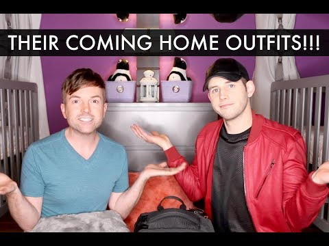 What's In Our Hospital Bag?! - Gay Dads & Twin IVF Surrogacy Journey /// McHusbands