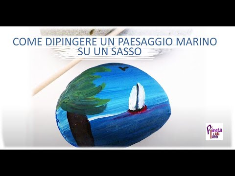 Come dipingere il mare - Lezione di pittura