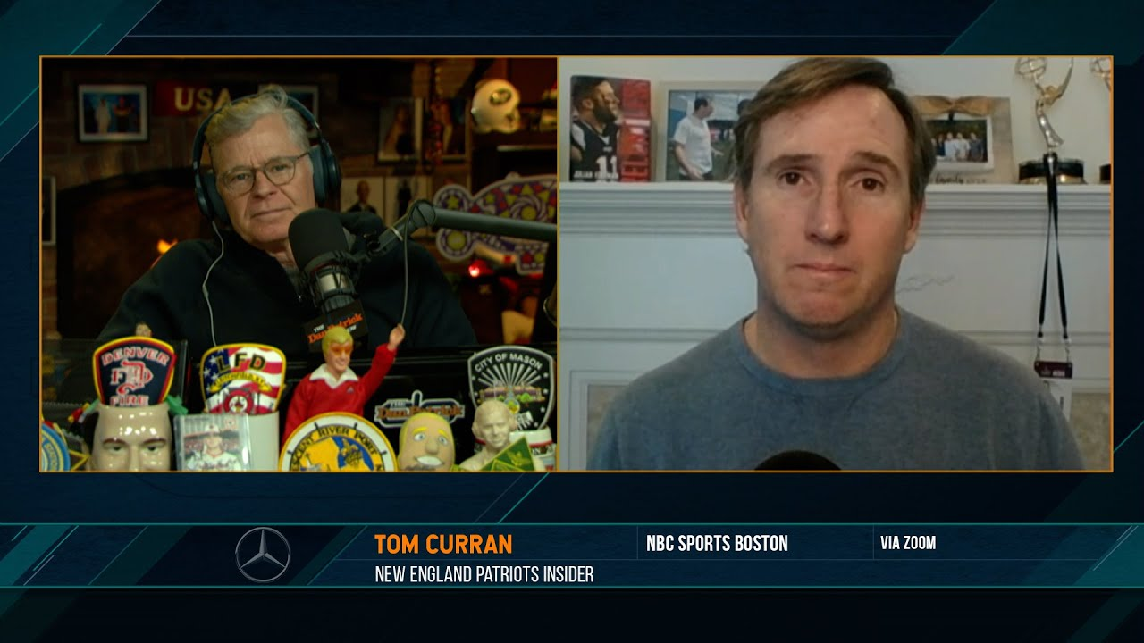 Tom Curran on the Dan Patrick Show (Full Interview) 2/8/21