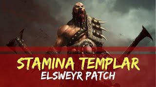 ESO | The Conqueror: Magicka Templar PVP build (Clockwork City)