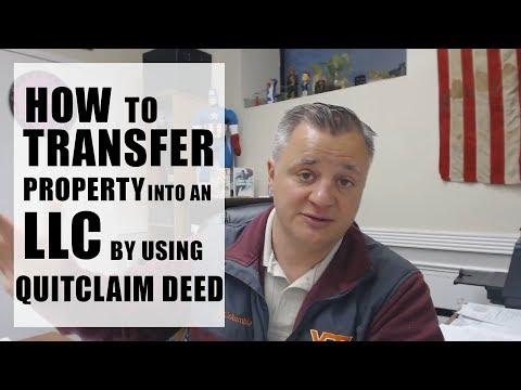 What is a Quitclaim Deed with Matt Faircloth - MM 071