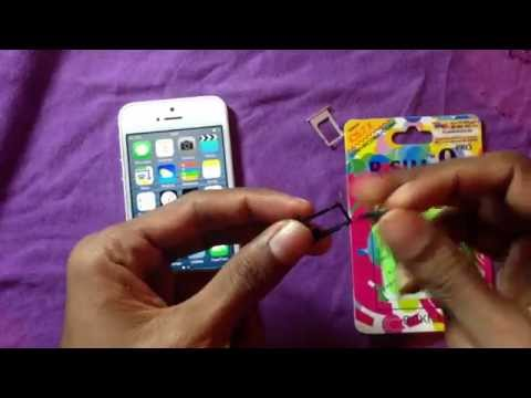 How To R-SIM UNLOCK For ios 8.0.2/8.1./8.1.2 iPhone 4s/5/5C/5S/6/6+