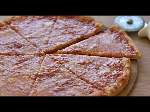 How to Make a Gluten Free Pizza PIY