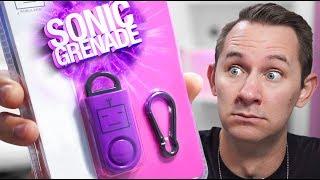 Warning: Hearing Damage! | 10 Crazy Tech Items!