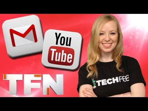 Gmail and YouTube Mobile App Updates