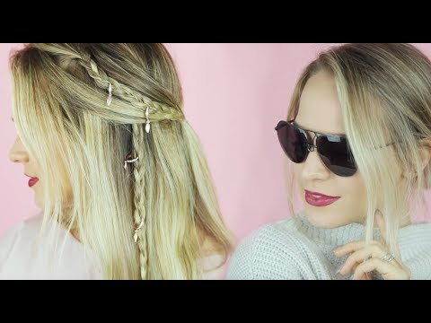 Hairstyles for Fine Hair (long & short!) - KayleyMelissa