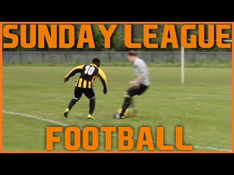 Sunday League Football - DEEZ NUTS