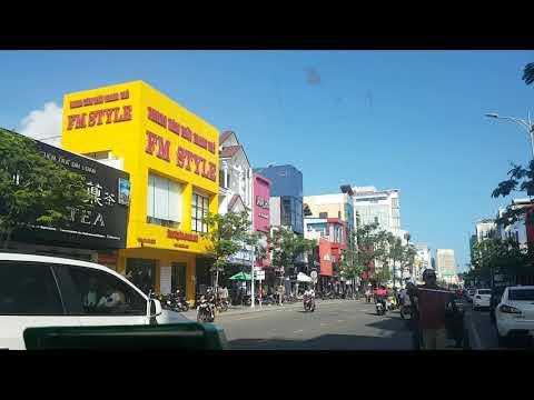 Danang city 2018 Vietnam