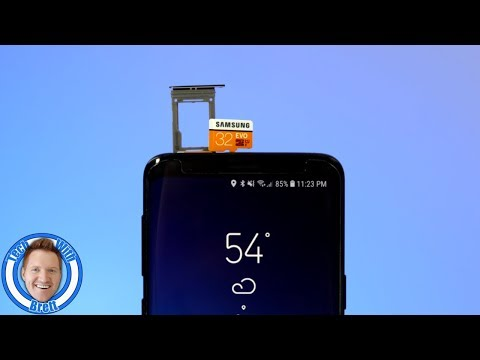 Move Photos, Videos & Apps to Your Micro SD Card on the Galaxy S9 | S9+