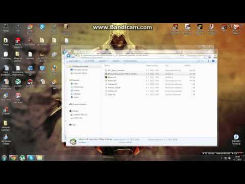 www.dyjacraft.eu Minecraft 1.6.1 - crack launcher
