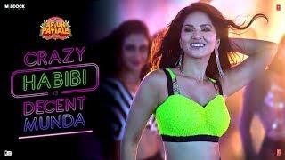 Guru Randhawa:Crazy Habibi Vs Decent Munda |Arjun Patiala|Sunny Leone, Diljit ,Varun S| Sachin-Jigar