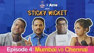 Sticky Wicket EP 4 | Appraisal Ka Din - MI vs CSK ft. Ahsaas, Kumar Varun & Shantanu Anam