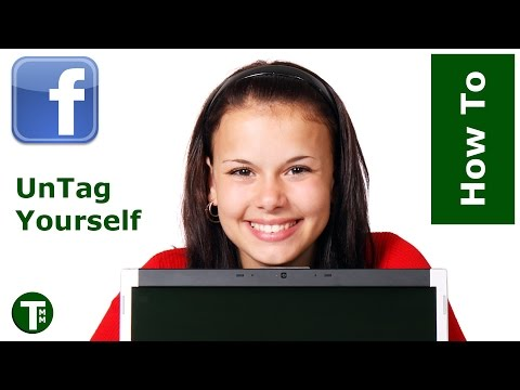 T10: How to UnTag yourself in Facebook photo - Get Picture Removed or Taken down