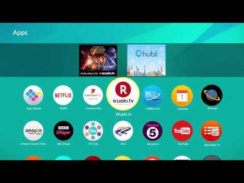 Freeview Play on Panasonic 2017 TVs