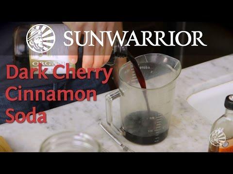 Dark Cherry Cinnamon Soda   Jason Wrobel