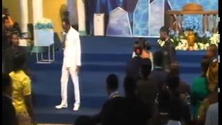 #Apostle Johnson Suleman #Blindness First, Fire Next #2of3