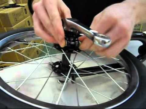 [How-to] Building Basic Unicycle