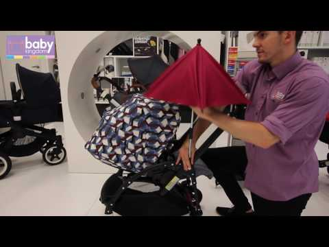 Bugaboo Bee5 - Exclusive Preview