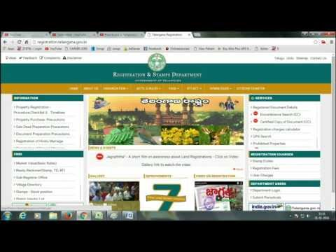 how to check the land registration details II how to verify property registration  details