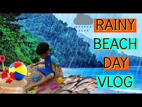 RAINY BEACH DAY VLOG | Ranveer Singh
