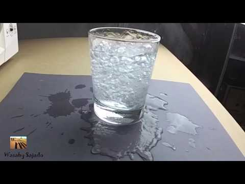 3 Coca-Cola and water Science Experiments!