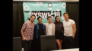Download Interview with the cast of RUN THIS TOWN at SXSW 2019! Video