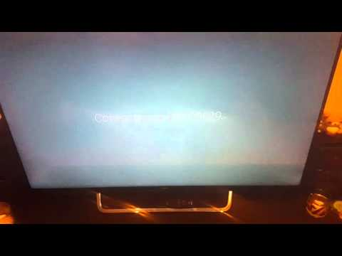Sony X8509C Wifi not connecting - Video evidence after new firmware update (3.315)