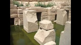 The VERY Ancient Osirion ~ Water Erosion