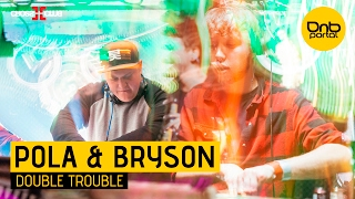 Pola & Bryson - Double Trouble [DnBPortal.com]