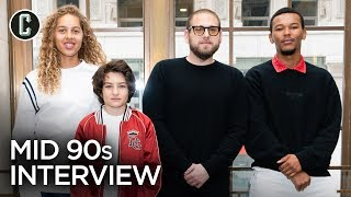 Download 'Mid90s': Jonah Hill and Cast on Shooting in 4:3, the Casting Process, and More Video