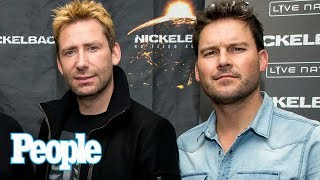 Nickelback On Googling Themselves, Which Famous Techie Might Be A Closeted Fan | People NOW | People