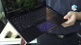 ASUS Zenbook Flip 13 and 15 2in1 with Intel Whiskey Lake